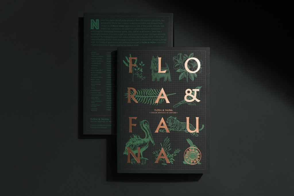 11Delilah Limited Edition Teas Published by Victionary - Flora Fauna